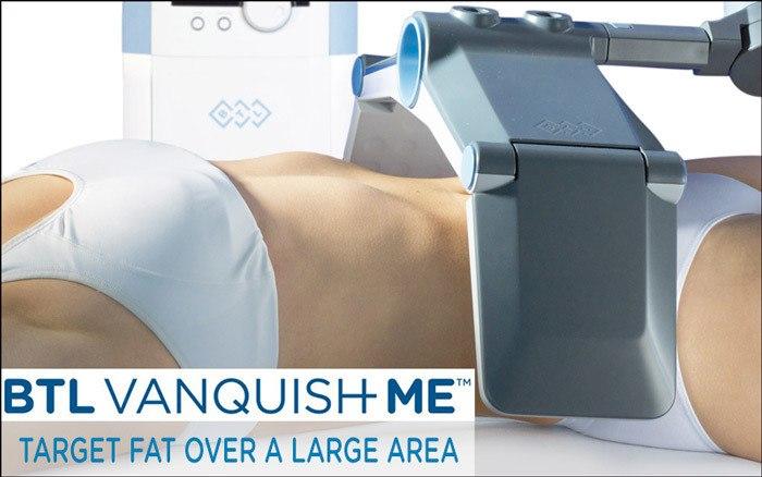 Vanquish ME Targets a Large Area
