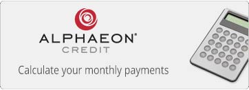 Alpheon Credit Payment Calculator