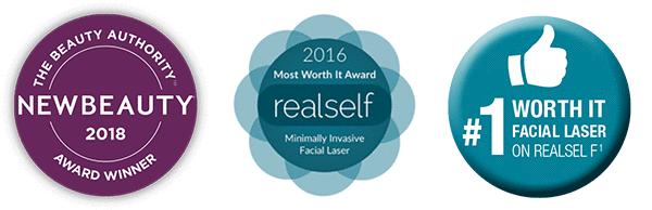 Halo Laser Treatment Awards